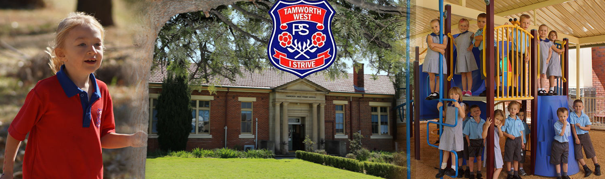 Students at Tamworth West Public School